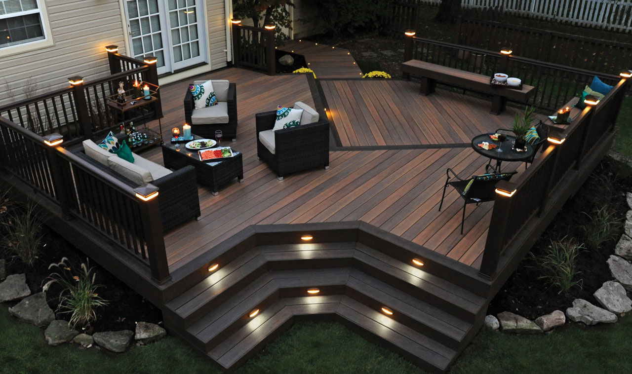 Milwaukee Wisconsin Deck