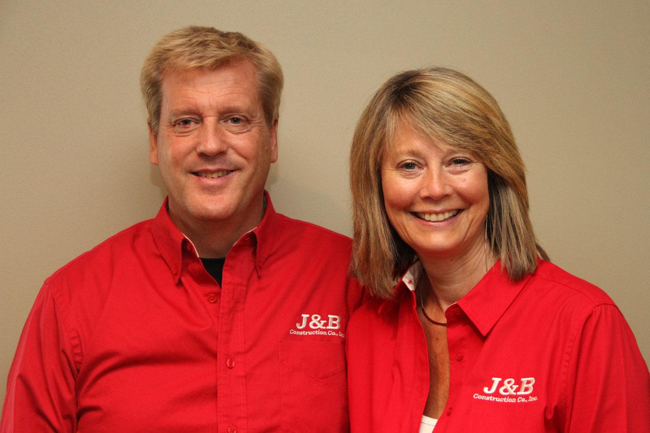 Scott and Wendy Cline