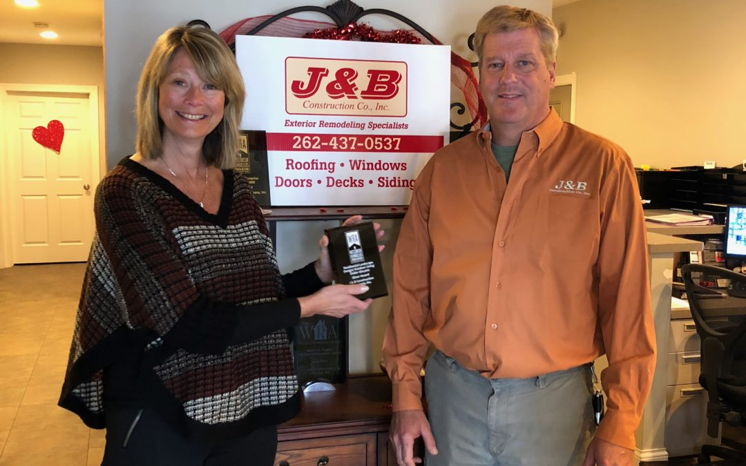 J&B Construction Receives Silver Award in Milwaukee NARI Competition