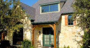 Polymer Roof Shingles
